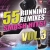 55 Smash Hits! - Running Remixes Vol. 3